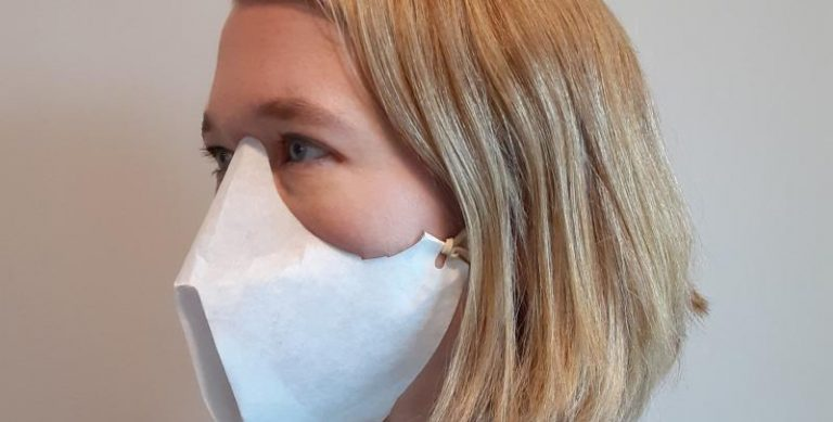 3D printed facemask